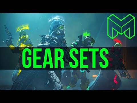Gear Sets are Coming to Destiny 2 in Jokers Wild: Is this The Start?