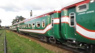 2932-710 down parabat express leaving vanugach station
