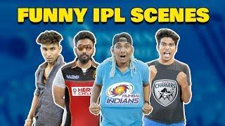 Funny IPL Scenes | Hyderabadi Comedy | Warangal Diaries