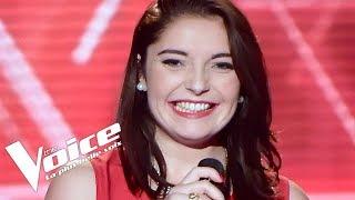 Gnarls Barkley - Crazy   Julianna   The Voice France 2018   Blind Audition