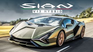 NEW Lamborghini Sian FKP 37: 808 hp, V12 Hybrid Supercar - First Drive Review | Carfection 4K by Carfection