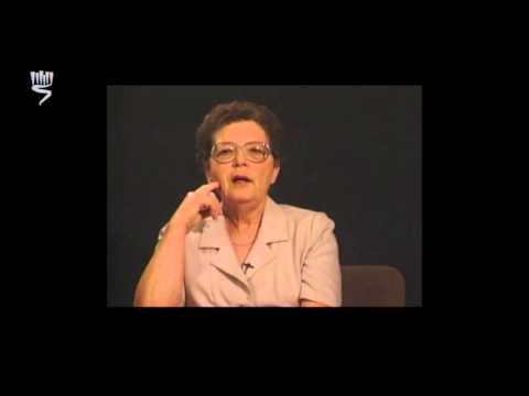 ניצולת שואה מלייפאיה שבלטביה, מספרת על חינוך, השכלה, עבודה וציונות בלייפאיה לפני השואה