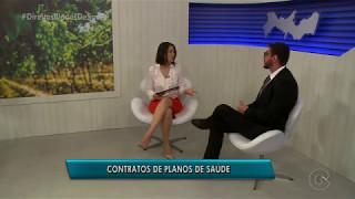 ENTREVISTA: DÚVIDAS SOBRE CONTRATOS DE PLANOS DE SAÚDE