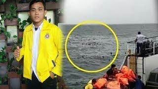 Korban Selamat dari KM Sinar Bangun, Terjebak di dalam Kapal dan Gunakan 2 Helm untuk Mengapung