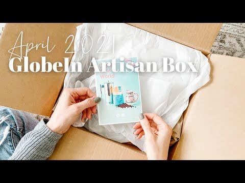 GlobeIn Artisan Box Unboxing April 2021