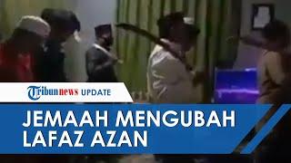 Jusuf Kalla Tanggapi Viral Video Jemaah Mengubah Lafaz Azan dengan Seruan Jihad