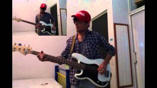 The Whitest Boy Alive – Gravity (Bass Cover)