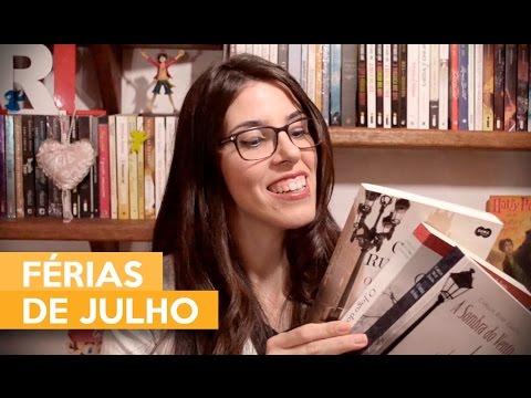 FÉRIAS DE JULHO | Admirável Leitor