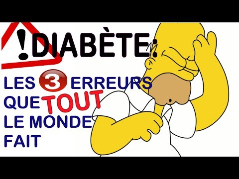 Qui transportent un hôpital diabétique