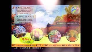 Hammas Muslimah South Korea Tour @nami Island