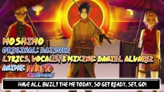ENGLISH 'Moshimo' Naruto Shippuden