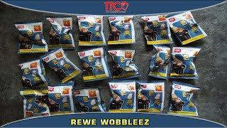 25 REWE WOBBLEEZ FIGUREN MINIONS ICH EINFACH UNVERBESSERLICH UNBOXING