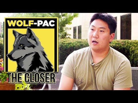 Help Hire Wolf-PAC's Next Warrior For Democracy