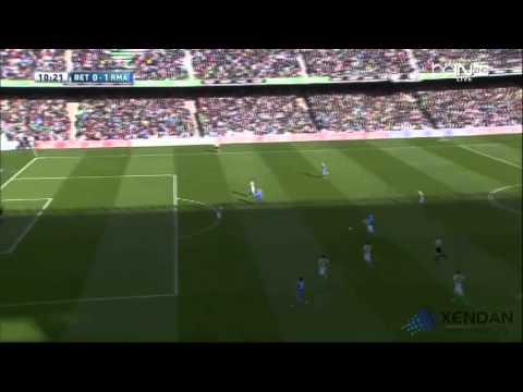 Goal Ronaldo Vs Betis 2014 [HD]