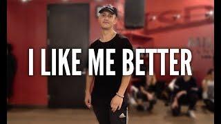 LAUV - I Like Me Better   Kyle Hanagami Choreography