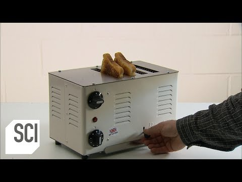 Vintage Toaster | How It's Made