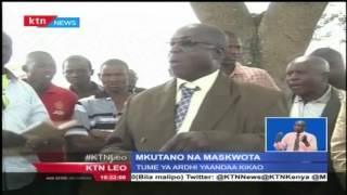 Tume ya Ardhi yafanya mkutano na Maskwota katika Kaunti ya Nakuru
