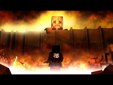 ThAxis Gaming Network Attack On Titan Tokyo Ghoul RWBY - Skin namen fur minecraft cracked