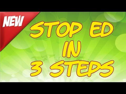 Video How to Stop Erectile Dysfunction in 3 Steps