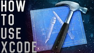 Mac Tutorial - How To Use Xcode (Part 1)