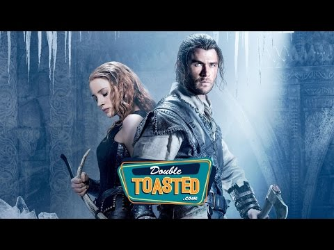 THE HUNTSMAN: WINTER'S WAR - Double Toasted Review