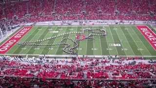 OSU Marching Band Tribute to Blockbuster Movies