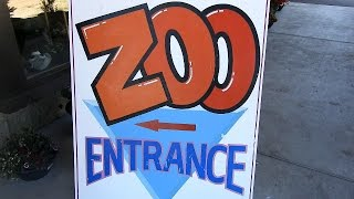 Alameda Park Zoo, New Mexico.