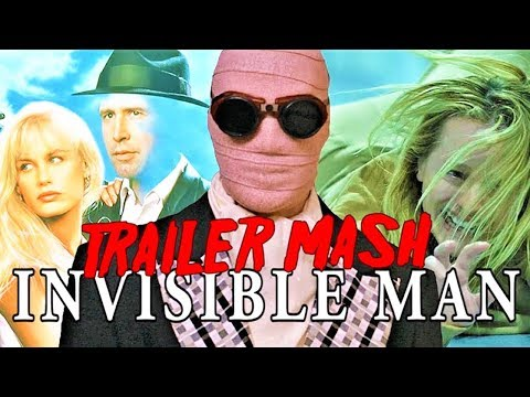 INVISIBLE MAN/MEMOIRS OF AN INVISIBLE MAN Trailer Mash