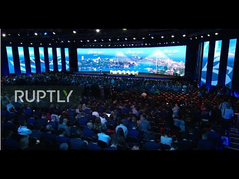 LIVE: Putin, Modi, Abe and other leaders participate in Eastern Economic Forum plenary session