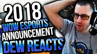 My last chance the legend of cdew most popular videos esports 2018 blizzard announcement cdew reaction publicscrutiny Choice Image