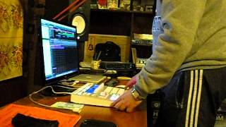 "Studio ""I.JaZZ"" Native Instruments MASCHINE MK 2 Test 2"