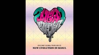 2ne1 - 05 - Don't Stop the Music - Global Tour Live CD New Evolution In Seoul