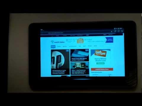 Here's HP's WebOS Running On A Nexus 7