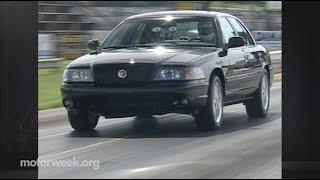 MotorWeek | Retro Review: '03 Mercury Marauder