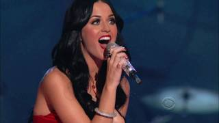 Katy Perry - Firework [Live] (The 12th Annual A Home For The Holidays) High Definition