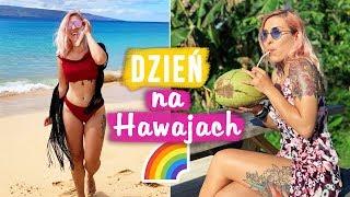 Bliskie spotkanie z wielorybami! 😱 Dzień na Hawajach! | Agnieszka Grzelak Vlog