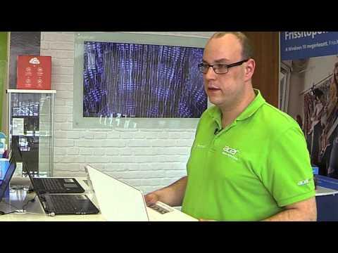 Acer Aspire V3-372 laptop magyar nyelvű bemutatója az AcerShopból