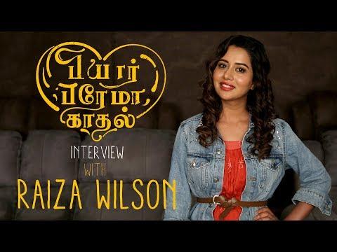 BiggBoss Raiza Wilson Exclusive Int ..