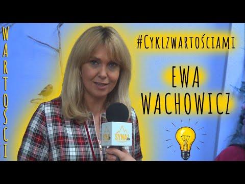 #Cyklzwartościami Ewa Wachowicz: poczucie szczęścia to spotkanie drugiego człowieka