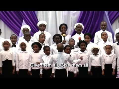 GIVE THEM ALL - Deeper Life Bible Church Washington DC Children Choir