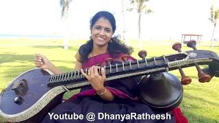 Inkem Inkem | Geetha Govindam | Veena By Dhanya Ratheesh