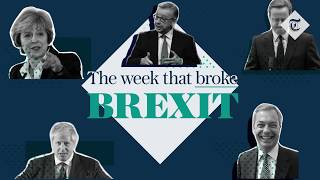 video: The Week That Broke Brexit: The litany of mistakes that got Britain into this mess - and who we should blame