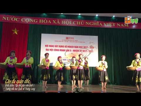 Cây đa quán dốc - Giáo viên Khối 1 Trường tiểu học Quốc tế Thăng Long