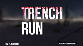 Trench Run - Ravenfield Custom Map