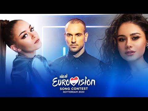 Ideal Eurovision 2020 - 1 Semi-final (Your Version)