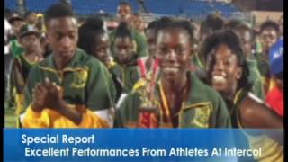 Excellent performance at intercol from Secondary Schools athletes ...Special Report