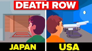 Death Row: Japan vs United States - What's the Difference?