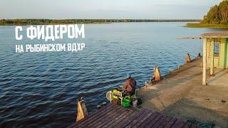 Рыбалка с берега в рыбинске на месяц