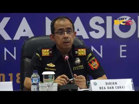 Sinergi Pemberantasan Narkotika Bea Cukai, BNN, Polri dan TNI Selama Tahun 2018
