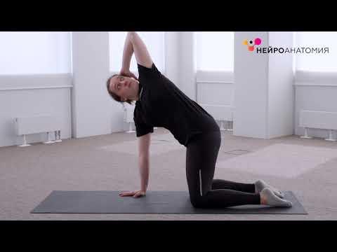 Шейный остеохондроз — Упражнения